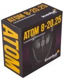 Levenhuk Atom 8–20x25 kétszemes távcső