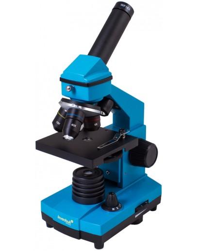 Levenhuk Rainbow 2L PLUS Azure / Azúr mikroszkóp