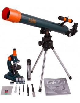 Levenhuk LabZZ MT2 Mikroszkóp és teleszkóp készlet